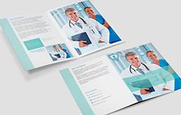 медицинские буклеты